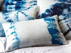 OriShibori Pillows and Throws | New York - DailyCandy