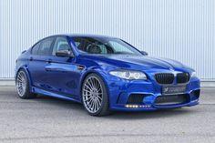 Hamann BMW M5 F10 Tuning