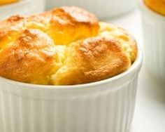 Easy Cheese Souffle - Light, easy, creamy and delicious. Potato Souffle, Cheese Souffle, Souffle Dish, Egg Recipes, Cooking Recipes, Easter Recipes, Dinner Recipes, All Purpose Flour Recipes, Souffle Recipes