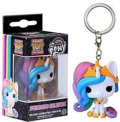 My Little Pony Pocket Pop! Keychain Princess Celestia