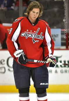 NICKLAS BACKSTROM...OMG his gorgeous hair!
