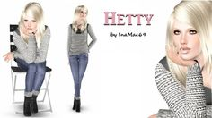 Hetty female model by InaMac69 - Sims 3 Downloads CC Caboodle