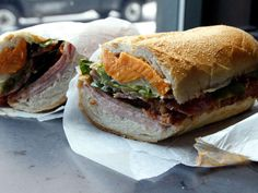 The Godfather Part II at No. 7 Sub #nyc #sandwich