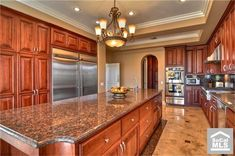 Kitchen - Alexis Bellino Real Housewives of Orange County