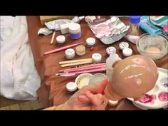 How To: The Art of Reborn Doll Making - Beginner's Complete Techniques - Series1.wmv - YouTube