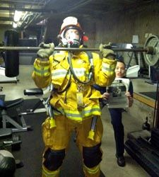 crossfit and fire dept<3 ~ Repinned by Crossed Irons Fitness