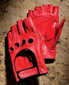 Buyer's guide to summer cycling gloves ......shown - Dromarti Gara Rosso gloves