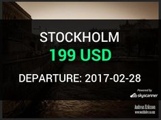Flight from San Francisco to Stockholm by WOW air #travel #ticket #flight #deals   BOOK NOW >>>