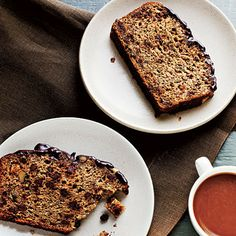 Banana-Chocolate-Walnut Bread by Cooking Light