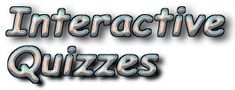 Interactive Quizzes from The Guide to Grammar and Writing to improve your writing and editing skills.
