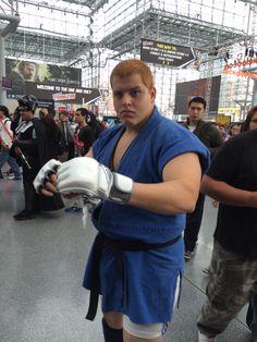 Street Fighter's Abel