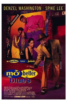 Mo' Better Blues Director Spike Lee