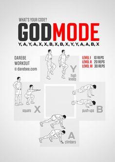 GodMode Workout