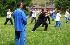 Corsi di Tai Chi Chuan a Padova del Masetro Xu Xin Tai Chi, Martial Arts, Soccer, Futbol, European Football, Combat Sport, European Soccer, Football, Soccer Ball