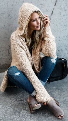 cozy cardigan to buy for the winter