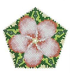 ru / Фото - Little_bead_Boxes - Tatiananik Seed Bead Flowers, Beaded Flowers, Seed Beads, Beading Projects, Beading Tutorials, Peyote Patterns, Beading Patterns, Mochila Crochet, Peyote Stitch