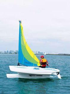 2012 Hobie Cat BRAVO SAILBOAT - Boats.com. #boatsdotcom