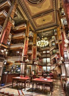 Biblioteca Des Moines, USA