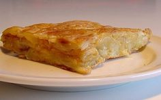 Tortilla de patatas, una receta típica española
