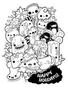 Happy Holidays by Shanachie-fey.deviantart.com on @DeviantArt