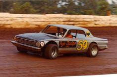 Ayers, George - Georgia Automobile Racing Hall of Fame Association Dirt Car Racing, Plymouth Valiant, Custom Muscle Cars, Old Race Cars, Dodge Dart, Ford Falcon, Vintage Race Car, Mopar, Nascar