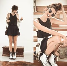 How To Wear Doc Martens; Discover and learn the different attires ...