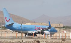 Canary Islands Spotting....Spotter: JETAIR FLY               OO-JAS  ... Boing 737   F...