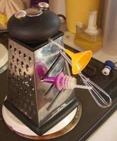 DIY kitchen Dalek