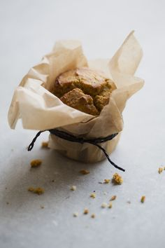 Pumpkin and coconut muffins (gluten free)