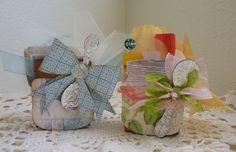 A Soul's Heartbeat: Tiny Gift Jar Boxes