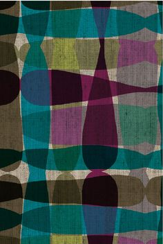 * Minakani - a Paris textile design studio