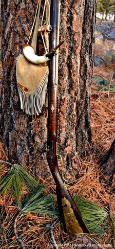 My favorite hunting rifle is a .40 caliber flintlock. Read why I like it so much!