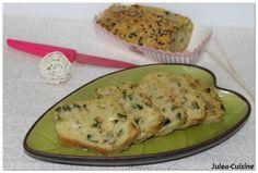 Cake aux courgettes et chèvre, Recette Ptitchef