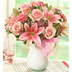 Pink Lemonade Bouquet ( Deluxe )