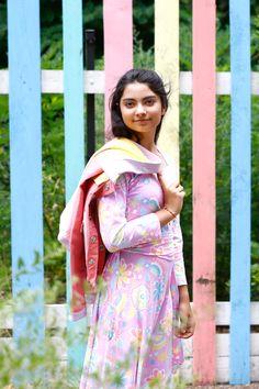 Kind Mode, Mini, Saree, Fashion, Cotton, Moda, Fashion Styles, Sari, Fashion Illustrations
