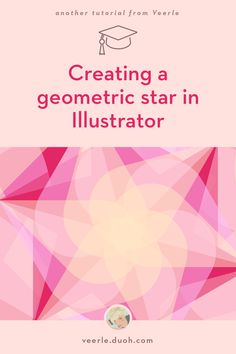 // tutorial, patterns, illustrator, geometric, colors // Step by step tutorial that explains the creation of the object used in the image above. Towards the end I also share some of my other experimentations to give you some ideas of what is possible.