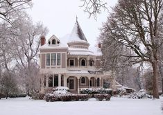 Love Victorian houses