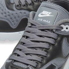 release date: 1511b 4e8dc Nike Air Max 1 Ultra SE (Dark Grey  Black)