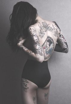 Lucy Heff Visit the InkedFemales website at http://inkedfemales.com or follow us on Twitter @InkedFemales