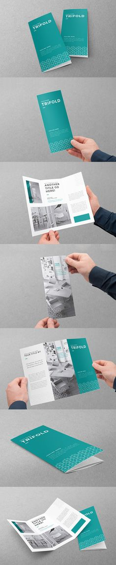 Minimal Pattern Trifold. Download here: http://graphicriver.net/item/minimal-pattern-trifold/12813772?ref=abradesign