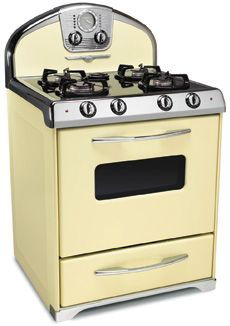 At Elmira Stove Works you can choose your Northstar range top, oven, range color and trim style and we will custom build your Northstar appliances to complement your vintage kitchen design or renovation plan