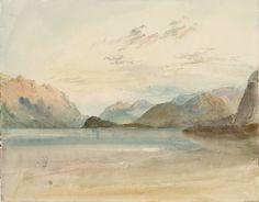 wmj turner Italy Lake Como - Cerca con Google