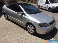 2002 Holden Astra bertone edition convertable #holden #astra #forsale #australia