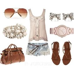 Cute summer outfit ❤
