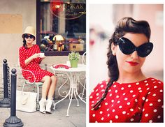 Inspired by Ulyana Sergeenko (by Vita K.) http://lookbook.nu/look/3752279-Inspired-by-Ulyana-Sergeenko