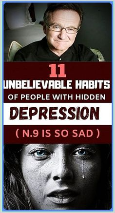 11 Unbelievable Habits of People with Hidden Depression (No.9 Is so Sad) Dealing With Depression, Get Rid Of Warts, Health Planner, Fitness Planner, Skin Tag, Healthy Women, Stay Healthy, Healthy Habits, Losing Weight