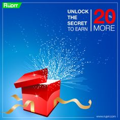Want to buy that #secret thing that tops your wish list? But you are running out of that extra bit of #money to buy. How about #increasing your income by 20%? To know how, click