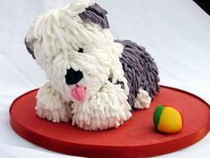 how to make sheep dog cupcakes - Google Search