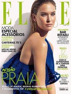 Bar Rafaeli for #ELLE Pt, May 2013