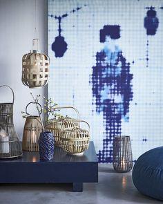 Lantaarns   Lanterns   vtwonen 05-2016   Photography Jeroen van der Spek   Styling Fietje Bruijn Decor Interior Design, Interior Decorating, Zen, Industrial House, Color Trends, House Colors, Decoration, Decorative Items, Interior And Exterior